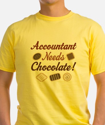 Accountant Gift Funny T