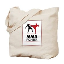 MMA Fighter Tote Bag