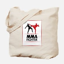 MMA Fighter Tote Bag