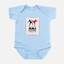 MMA Fighter Infant Bodysuit
