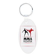 MMA Fighter Keychains