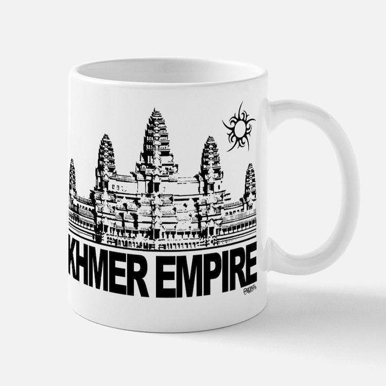 Cute Angkor wat Mug