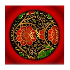 Turkish Van Tile Coaster