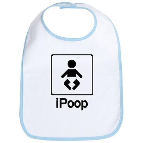 iPoop Bib