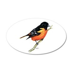 Baltimore Oriole Wall Decal