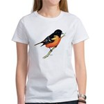 Baltimore Oriole Women's T-Shirt