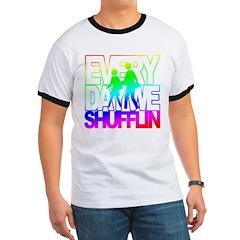 Shufflin T