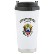US Army This We'll Defend Eag Travel Mug