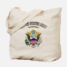 US Army This We'll Defend Eag Tote Bag