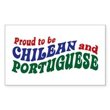 Chilean and Portuguese Decal