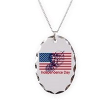 Cute President's day Necklace