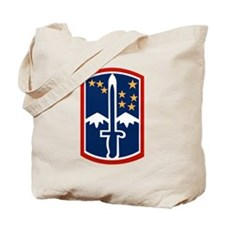 172nd Infantry Tote Bag
