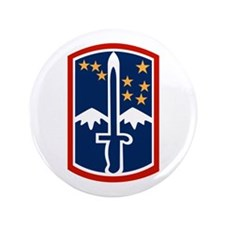 """172nd Infantry 3.5"""" Button"""