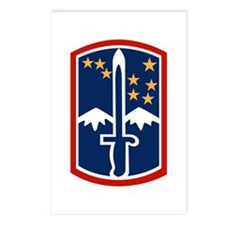 172nd Infantry Postcards (Package of 8)
