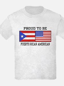 Puerto Rican American T-Shirt