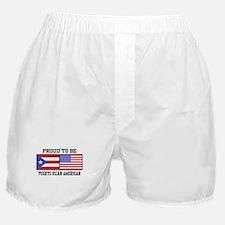 Puerto Rican American Boxer Shorts