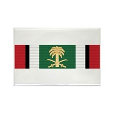 Kuwait Liberation (Saudi Arabia) Rectangle Magnet