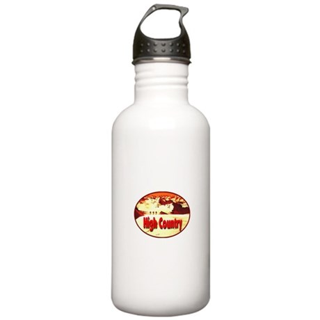High Country Stainless Water Bottle 1.0L