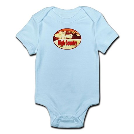 High Country Infant Bodysuit