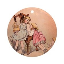 Play Time Ornament (Round)