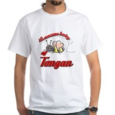 Awesome Being Tongan Shirt