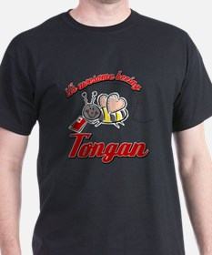 Awesome Being Tongan T-Shirt