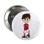 "England Soccer Boy 2.25"" Button"
