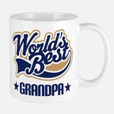 Grandpa (Worlds Best) Small Mugs