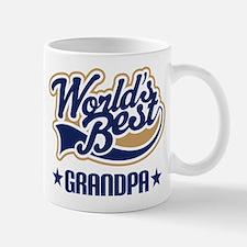 Grandpa (Worlds Best) Small Small Mug