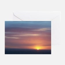 Antarctica Sunset Greeting Cards (Pk of 10)