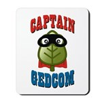 Captain GEDCOM Mousepad