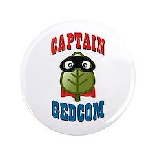 """Captain GEDCOM 3.5"""" Button"""