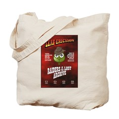 Raiders Of The Lost Archive. Tote Bag