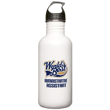 Administrative Assistant Gift Stainless Water Bott