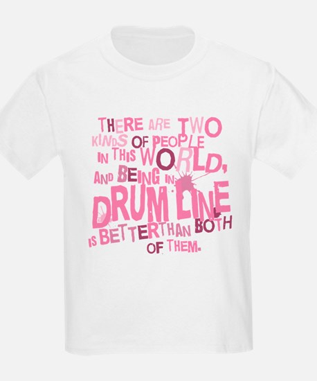 Drumline (Funny) Gift T-Shirt