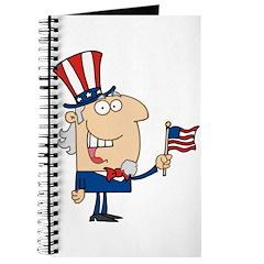 Patriotic Man Journal