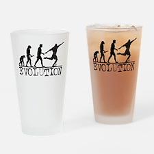 EVOLUTION Soccer Pint Glass