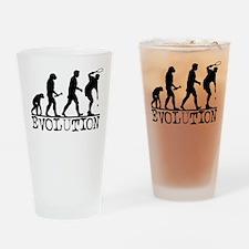 EVOLUTION Tennis Drinking Glass
