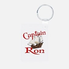 Captain Ron Keychains