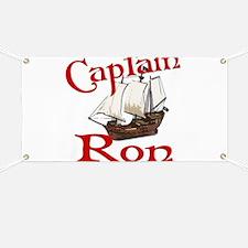 Captain Ron Banner