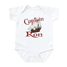 Captain Ron Infant Bodysuit