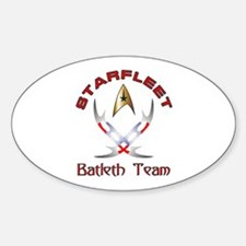 Batleth Team Decal
