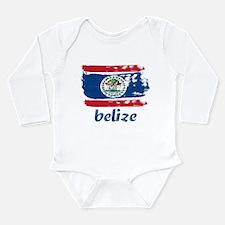 Belize Long Sleeve Infant Bodysuit