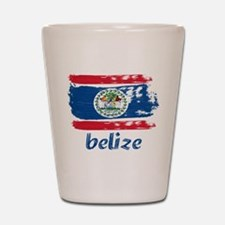 Belize Shot Glass
