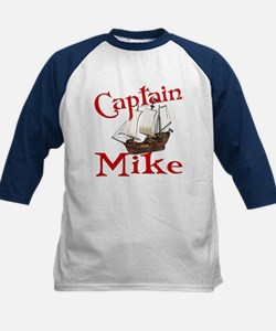 Captain Mike Kids Baseball Jersey