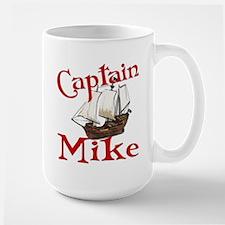 Captain Mike Large Mug
