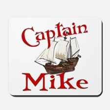 Captain Mike Mousepad