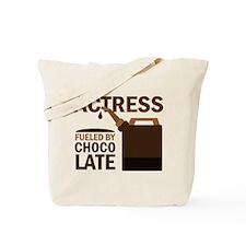 Funny Actress Tote Bag