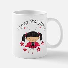 I Love Storytime Reading Mug