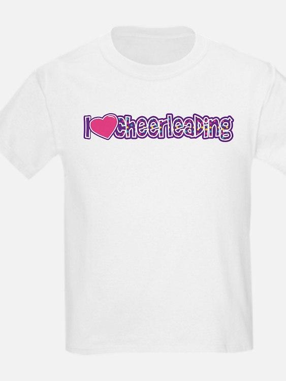 I love Cheer T-Shirt